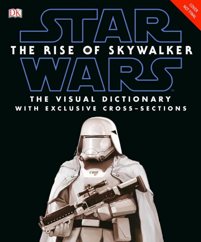 Star Wars The Rise of Skywalker Visual Dictionary