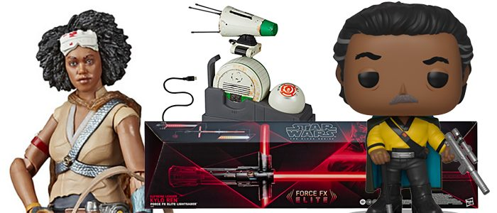 Star Wars: The Rise of Skywalker Toys