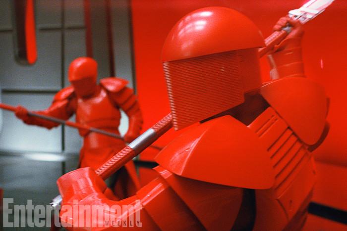 Star Wars The Last Jedi - Praetorian Guards