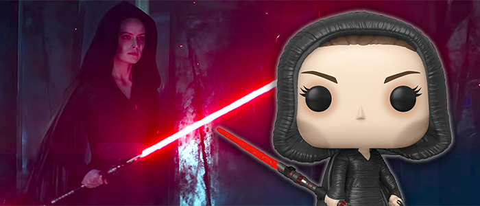 New Star Wars The Rise Of Skywalker Funko Pops Include Dark Rey More Film