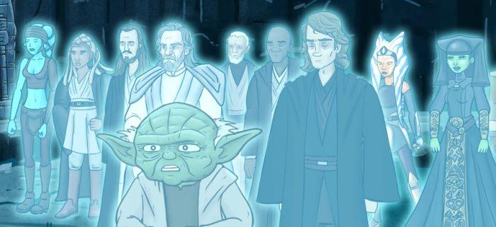 The Rise of Skywalker Should Have Ended