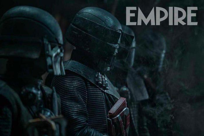 Star Wars The Rise of Skywalker Knights of Ren Photo