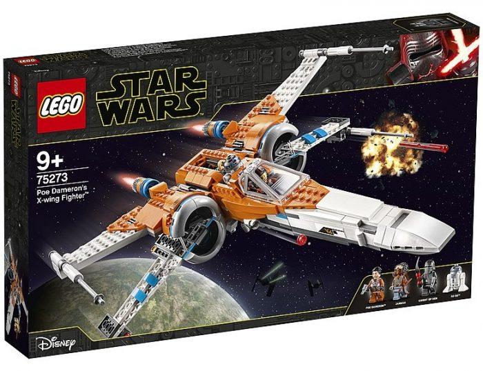 Star Wars: The Rise of Skywalker LEGO Sets
