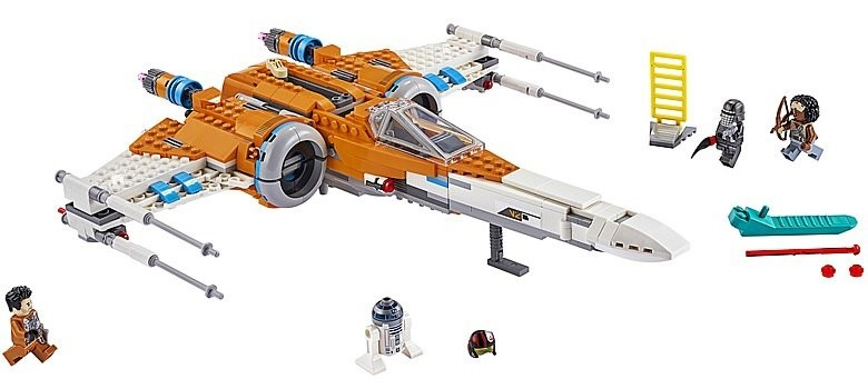 Cool Stuff: New 'Star Wars: The Rise of Skywalker' LEGO Sets Bring More Ships