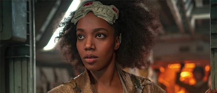 Who Is Playing Whitney Houston? - Naomi Ackie