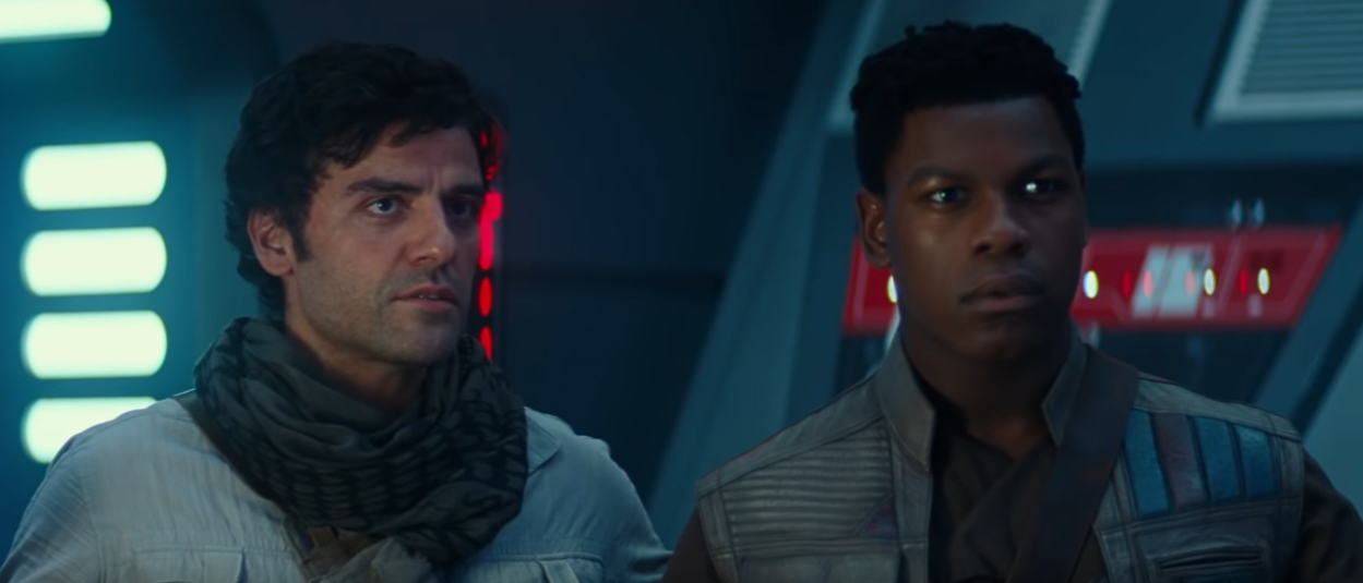 Oscar Isaac Pushed For A Finn And Poe Romance In Star Wars Film