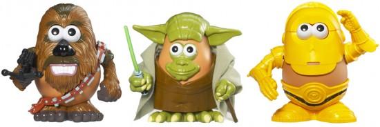 star wars potato heads