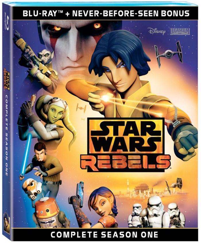 Star Wars Rebels - Blu-Ray