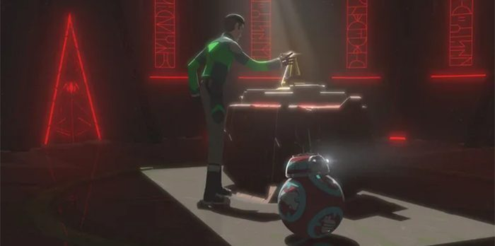 Star Wars Resistance Season 2 Episode 7 Review