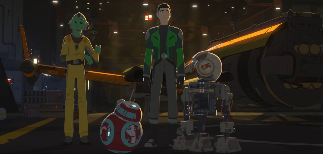 Watch the 'Star Wars Resistance' Season 2 Premiere Online for Free Right Now
