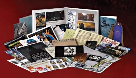 Star Wars Vault Contents