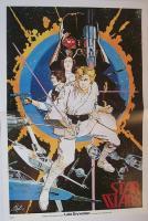 Star Wars Comic Con Poster