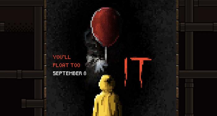 Stephen King's It 8-Bit Game