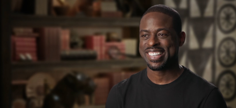 'One Day at Disney' Documentary Will Be Narrated By 'Frozen 2' Co-Star Sterling K. Brown