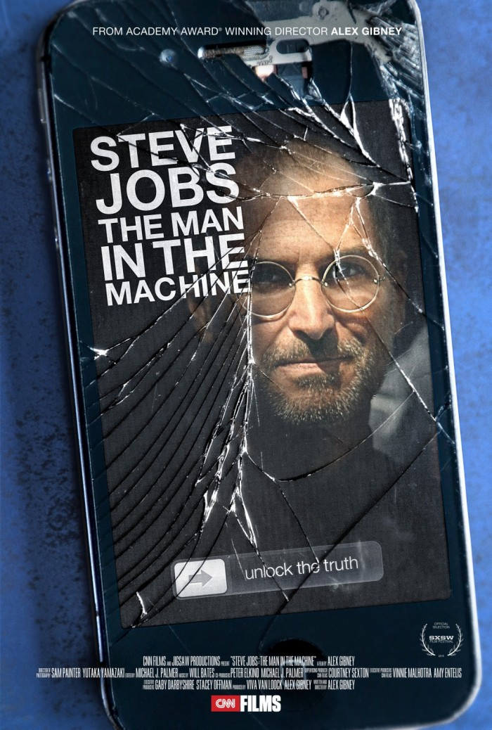 Steve Jobs: The Man in the Machine Film Festival Poster