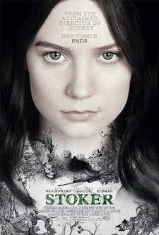 stoker poster small