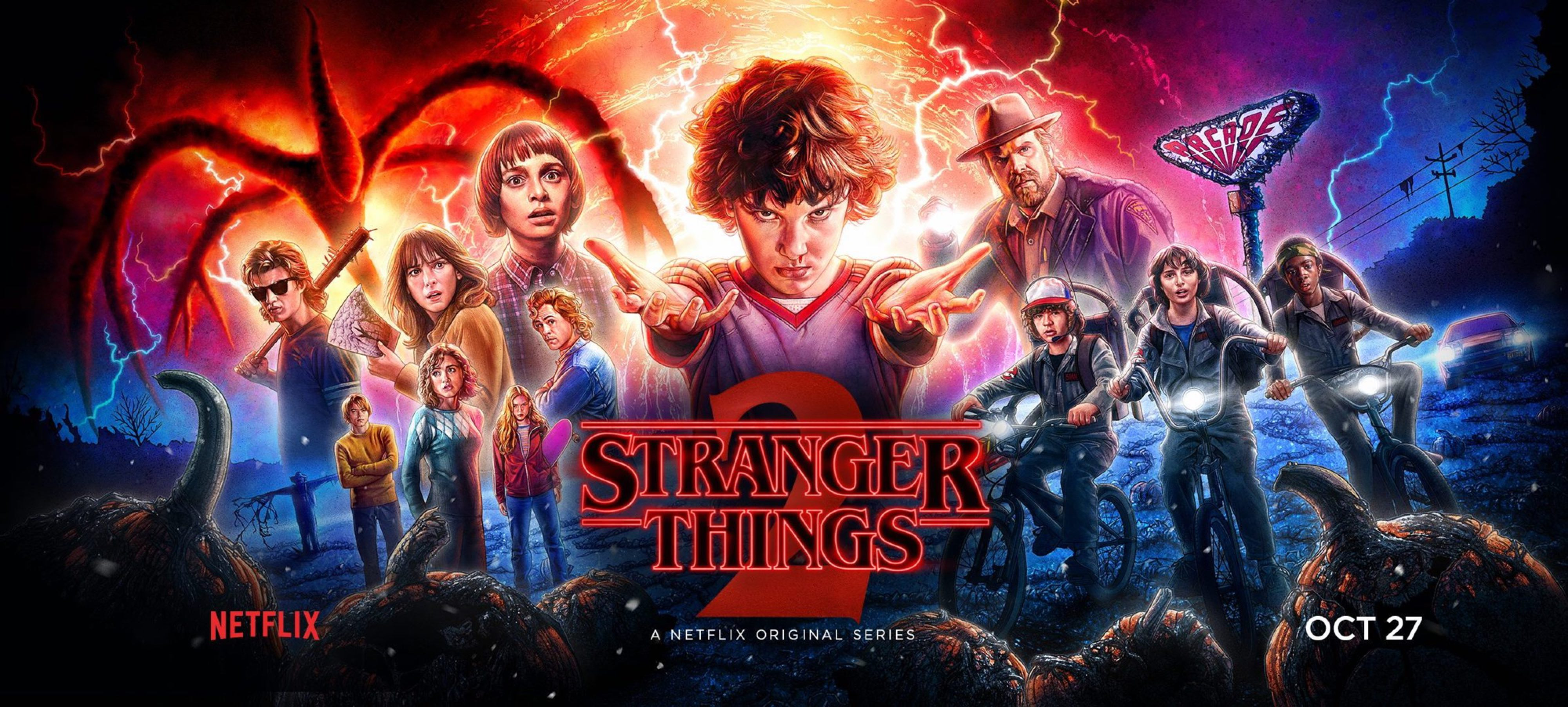 Stranger Things 3 Besetzung