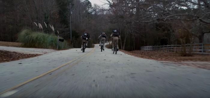 stranger things season 2 bicycles