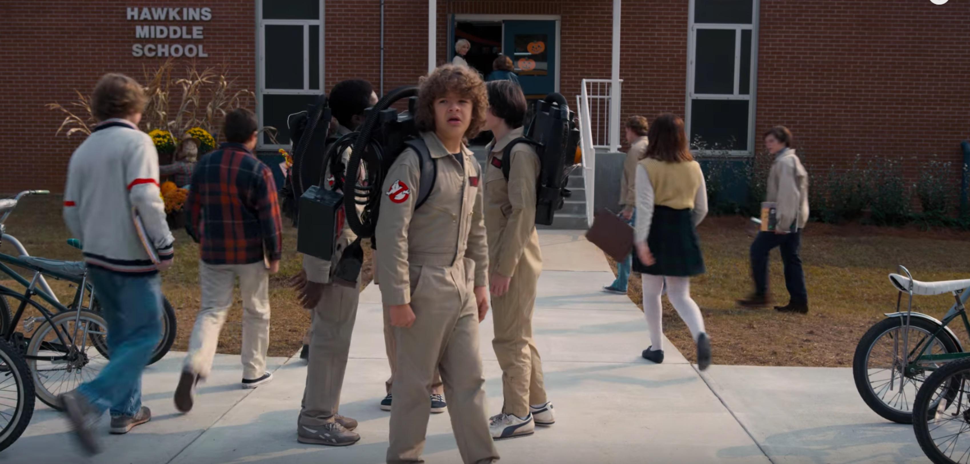 Stranger Things Season 2 Trailer Breakdown Is That Monster The