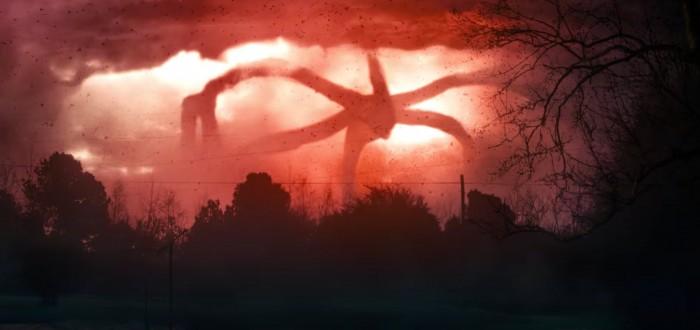 stranger things season 2 monster