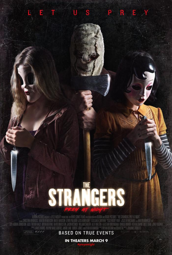 The Strangers: Prey at Night Trailer