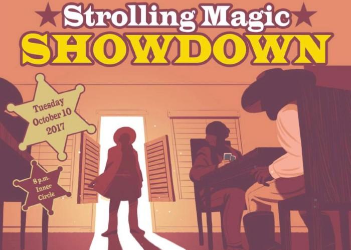 strolling magic showdown
