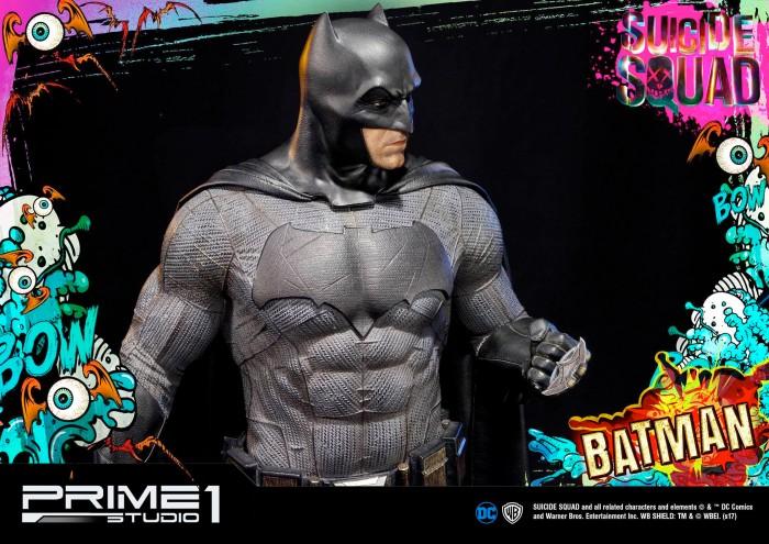 Suicide Squad Batman Figure