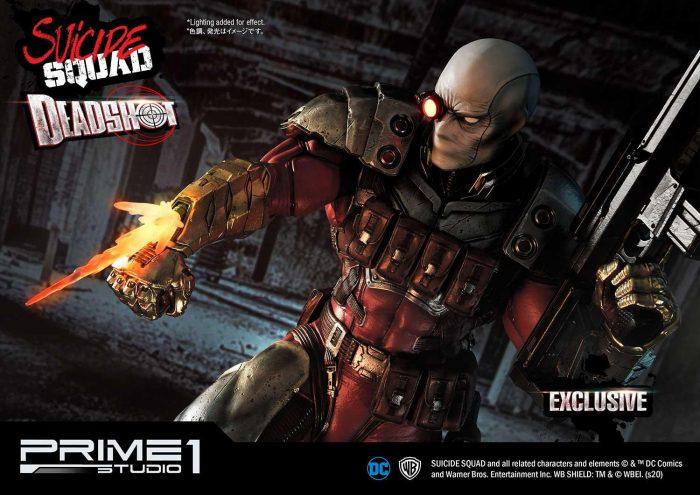 Suicide Squad - Deadshot Statue - Prime 1 Studio