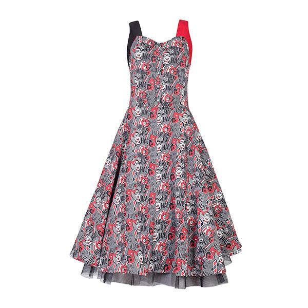 suicidesquad-harleyquinn-hahaha-dress