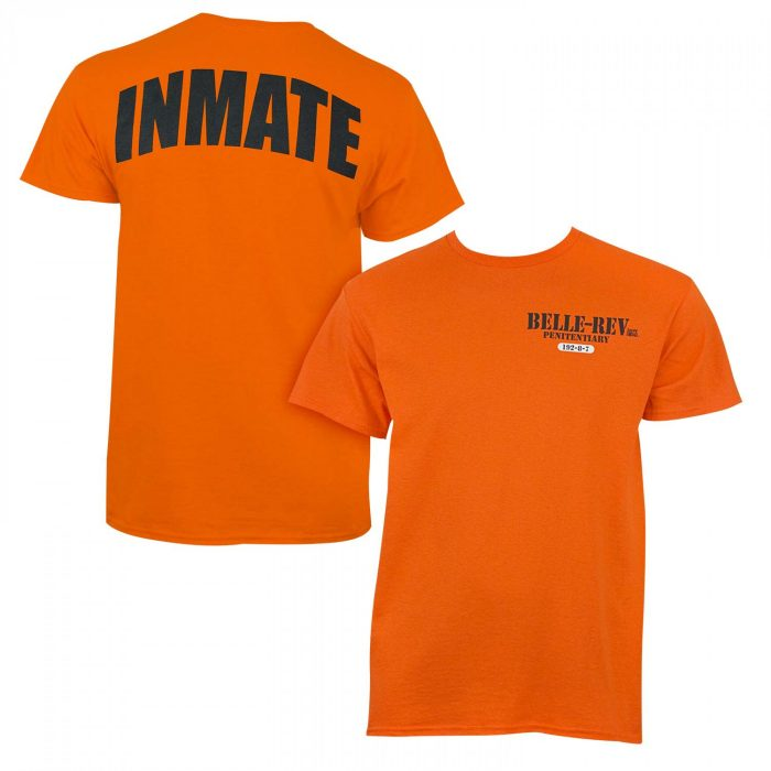Suicide Squad Inmate Shirt