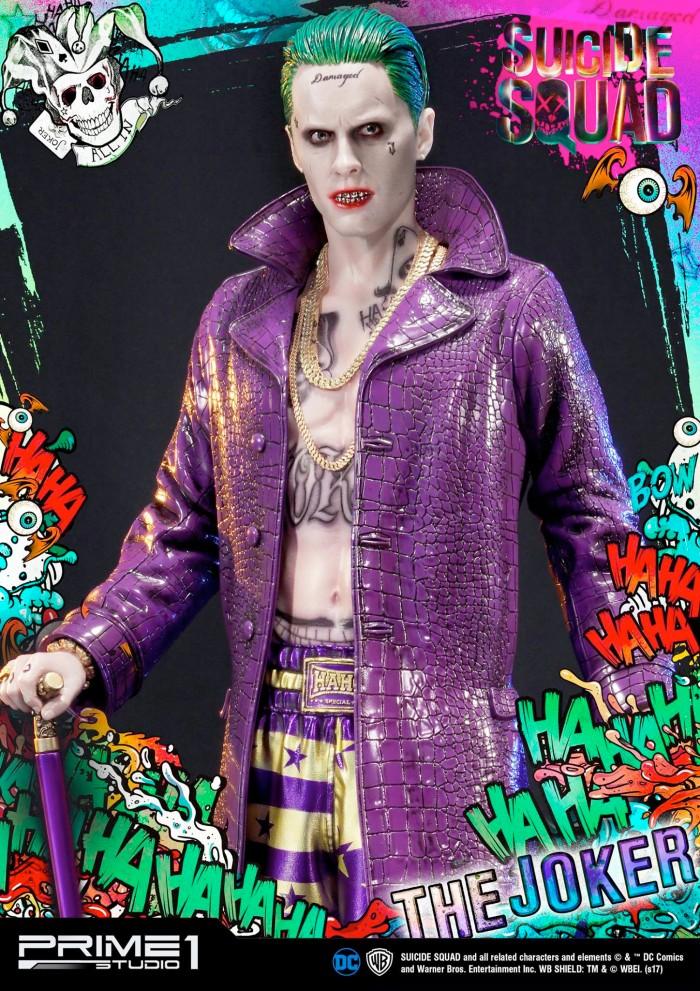 Suicide Squad - Prime 1 Studio The Joker Statue