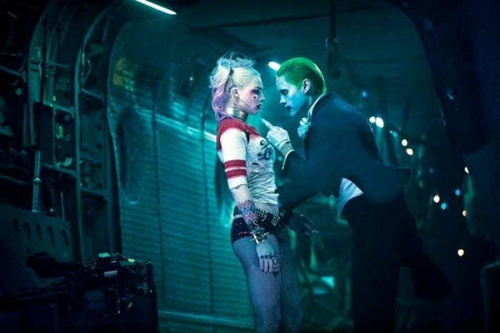 Suicide Squad - The Joker and Harley Quinn