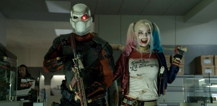 Suicide Squad - Deadshot and Harley Quinn
