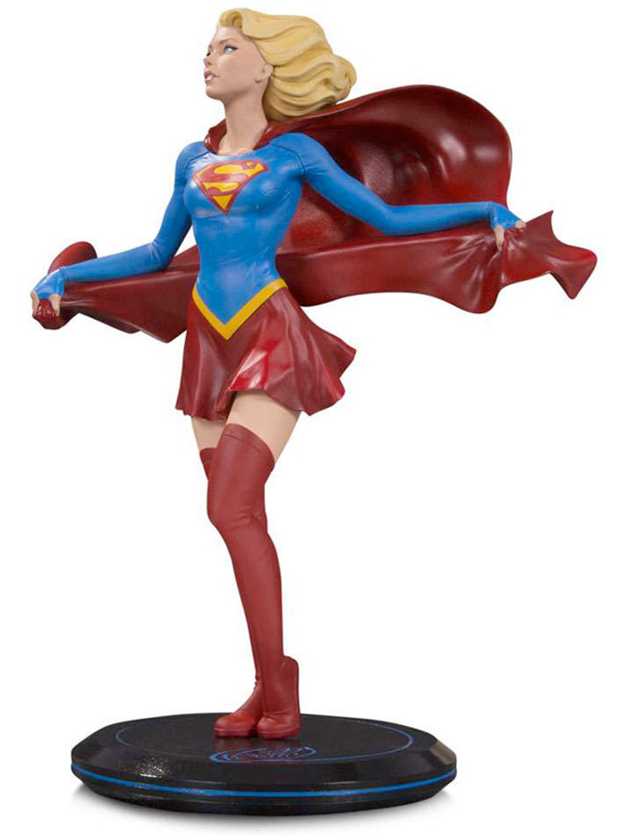 Supergirl DC Cover Girl Statue