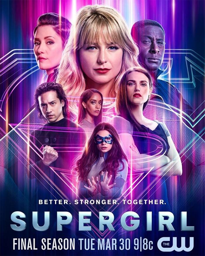 Superhero Bits: 'Supergirl' Final Season Trailer, 'Batwoman' Season 2 Recasts Kate Kane & More