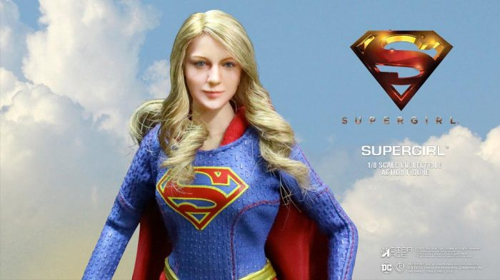 Supergirl Star Ace Toys Figure