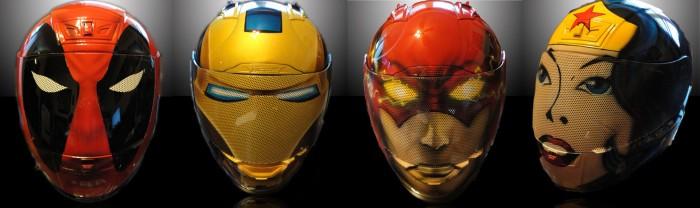 superhero-helmets