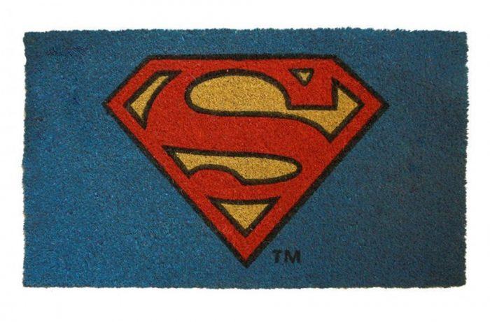 Superman Doormat