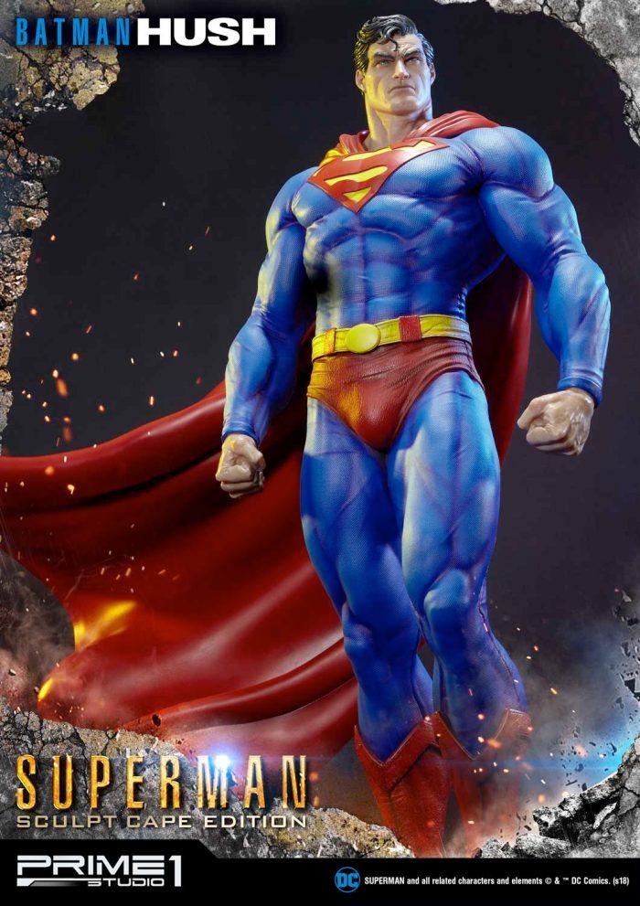 Superman - Batman: Hush Statue