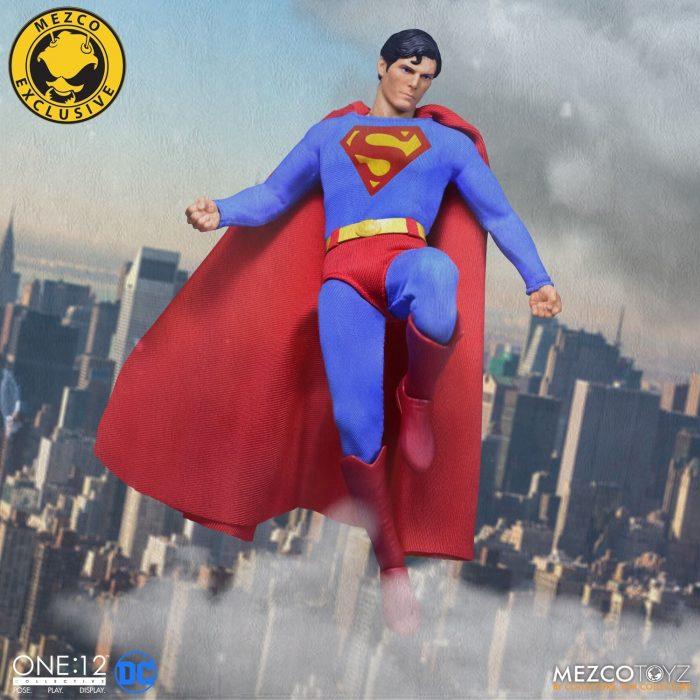 Superman: The Movie - Mezco Toyz One:12 Collective