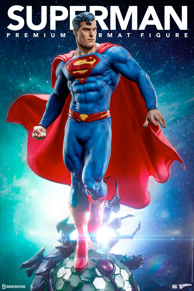 sieshow - Superman Premium Format figure