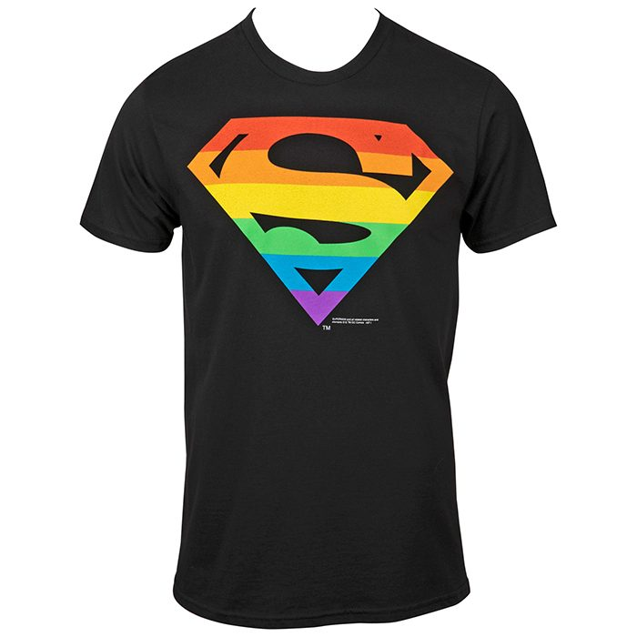 Superman - Pride Month T-Shirt