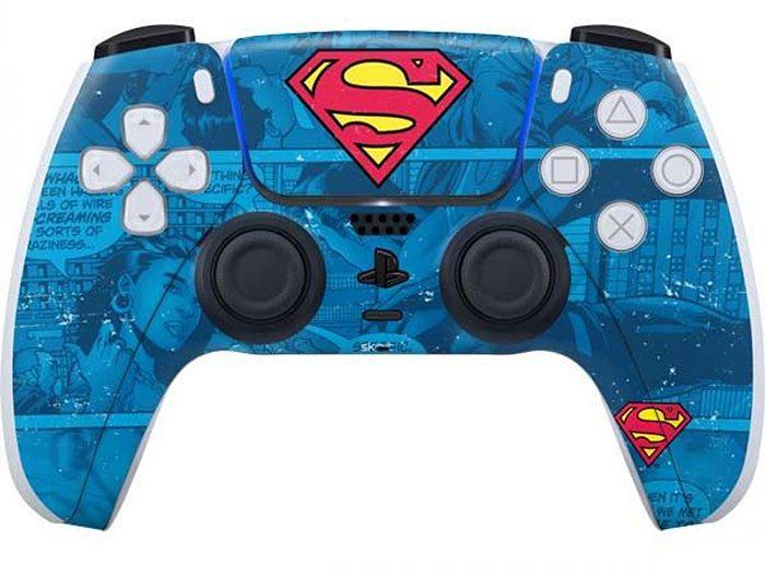 Superman PlayStation 5 Controller Skin