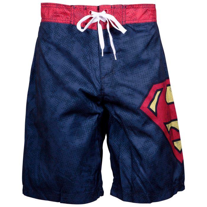 Superman Swim Trunks