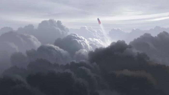 Genndy Tartakovsky's Superman Concept Art