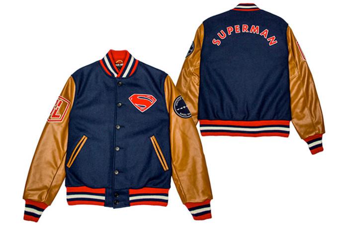 Superman Varsity Jacket