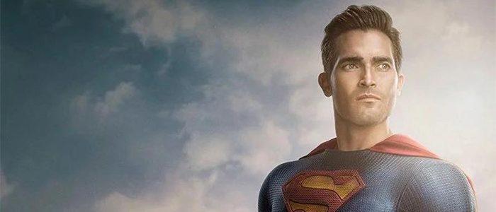 Superman & Lois - Tyler Hoechlin as Superman