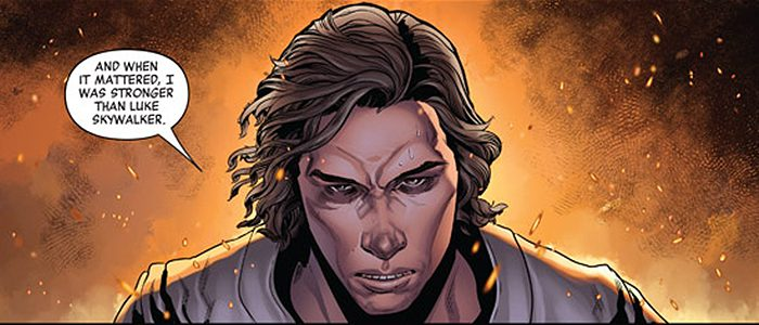 Star Wars Bits: A Preview of 'Star Wars: The Rise of Kylo Ren #1'