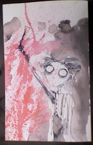 Sweeney Todd Concept by Tim Burton