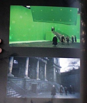 Sweeney Todd Green Screen